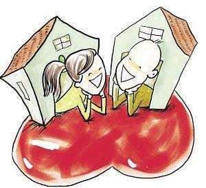 结婚买房房产证写谁的名字?